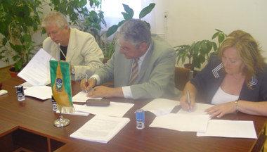Társulási Megállapodást kötött Átány, Hevesvezekény és Tenk Község Önkormányzata