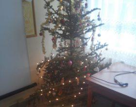 Karácsonyi rendezvény a Gondozási Központban